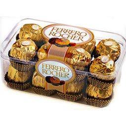 Bomboane Ferrero Rocher 140g