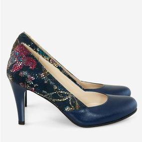 Pantofi dama office bleumarin Caroline