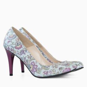 Pantofi din piele naturala Dalila