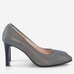 Pantofi din piele naturala Fawn