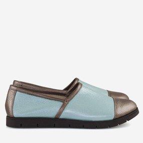 Pantofi sport din piele naturala Devon