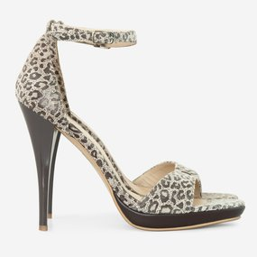 Sandale elegante din piele naturala Carra