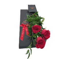 Red Roses | Valentines Day Gifts | Local Milan Florist | FlorPassion