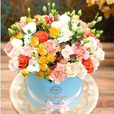 Spedire Box Fiori Milano | FlorPassion Luxury Florist | Consegna Fiori in Giornata