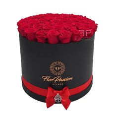 Box Rose Rosse Stabilizzate | FlorPassion Milano | Million Roses