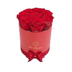 Preserved Rose Box | Flower Delivery Milan | FlorPassion