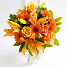 Flower Shop Milan | Local Florist | Autumn Bouquet