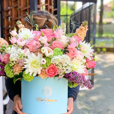 Delightful Spring FlorPassion Box
