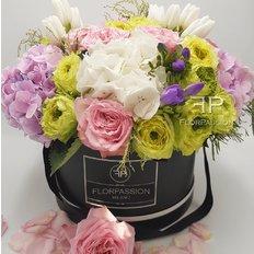 Million Flowers Box con Fiori Estivi | FlorPassion Milano