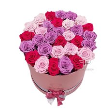 Euphoria FlorPassion Forever Box Rose Stabilizzate