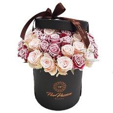 Box Rose | Edizione Limitata Natale | FlorPassion Fiorista Milano Centro
