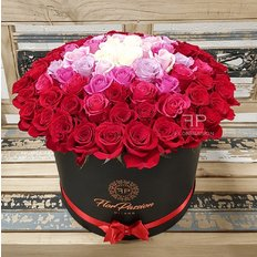Rose Box Milan | Send Flower to Milan | Best Florist FlorPassion