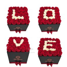 Exclusive Valentine's Day Gift | Preserved Roses | FlorPassion Milan