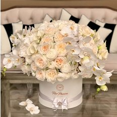 Luxury Flowers to Milan | Same Day Flowers | Best Local Florist FlorPassion