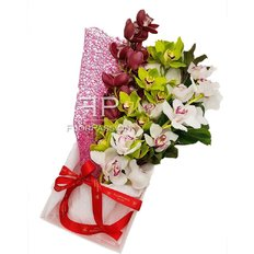 Orchids Box | Flowers Delivery Milan | Local Florist