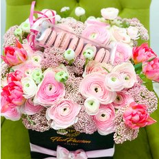 Princess Delight FlorPassion Box