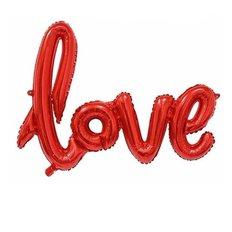 Red Love Balloon