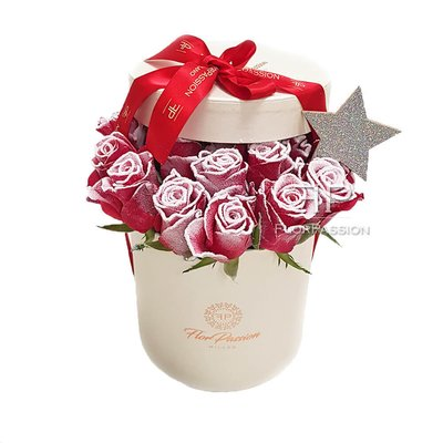 Rose Rosse Winter Box