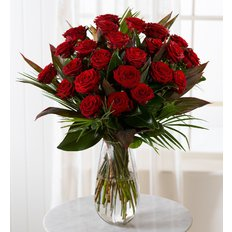 Sending Red Roses Bouquet in Milan and Monza with FlorPassion
