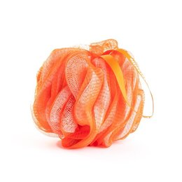 Floare de Dus - Orange/Alb