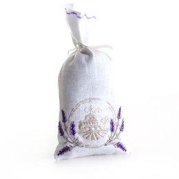 Saculet Alb de Lavanda din Provence - 30gr