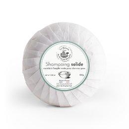 Sampon Solid pentru păr gras 100g - ARGILA VERDE