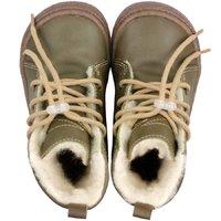 Barefoot boots - Beetle Green 24-29 EU