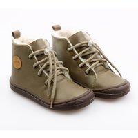 Barefoot boots - Beetle Kaki 24-29 EU
