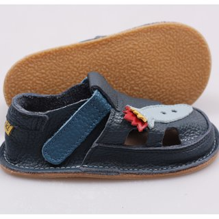 Kids Barefoot Sandals Kids Blue Sandals Blue Rocket Barefoot vwOmN8n0
