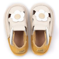 Barefoot kids sandals - Classic Daisy