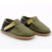 Barefoot kids shoes - Classic Muschio