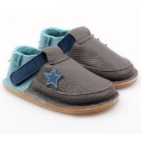 Barefoot kids shoes - Smoke