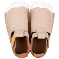 Barefoot shoes 19-23 EU - NIDO Peach