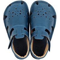 Aranya leather - Blue 24-29 EU