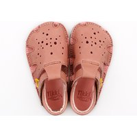 Barefoot sandals - Aranya Dusty Pink 19-23 EU