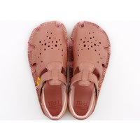 Barefoot sandals - Aranya Dusty Pink 24-32 EU