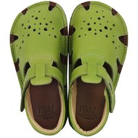 Aranya leather - Lime 24-29 EU