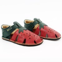 Aranya leather -  Strawberry 24-29 EU