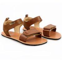 Barefoot sandals - MORRO Wood