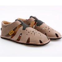 OUTLET - Barefoot sandals - Aranya Moustache 24-32 EU