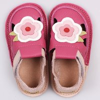 OUTLET - Barefoot sandals - May flowers