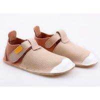 OUTLET Pantofi Barefoot 24-32 EU - NIDO Peach