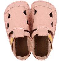 OUTLET Sandale Barefoot din piele - NIDO Rosa