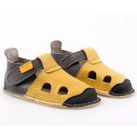OUTLET Sandale Barefoot - NIDO Origin - Pomelo