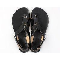OUTLET - Sandale damă barefoot 'SOUL' -  Black 2019