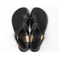 OUTLET - 'SOUL' barefoot women's sandals - Black 2019