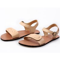 OUTLET - 'VIBE' barefoot women's sandals - Infinity Nude