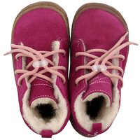OUTLET Water-repellent wool boots - Beetle Azalea 19-23 EU