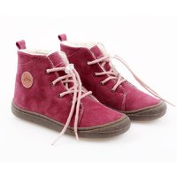 OUTLET Water-repellent wool boots - Beetle Cupcake 19-23 EU