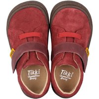 Pantofi Barefoot - Aster Cherry 24-29 EU